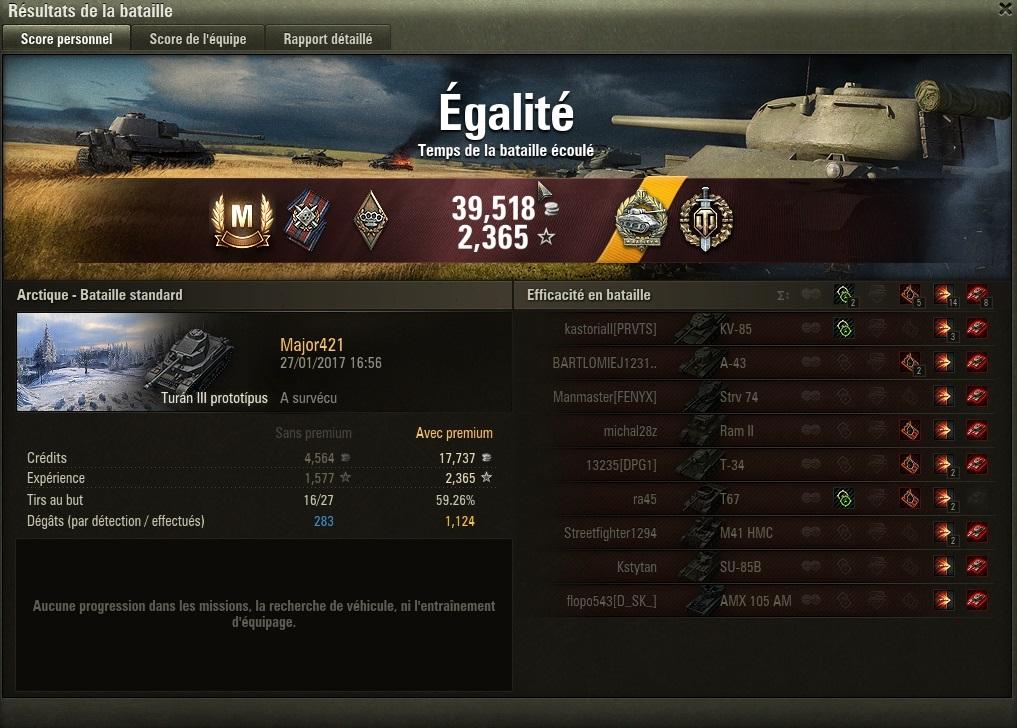 Télécharger World of Tanks 9.9. Un monde de chars d'assaut et de batailles à couper le souffle.