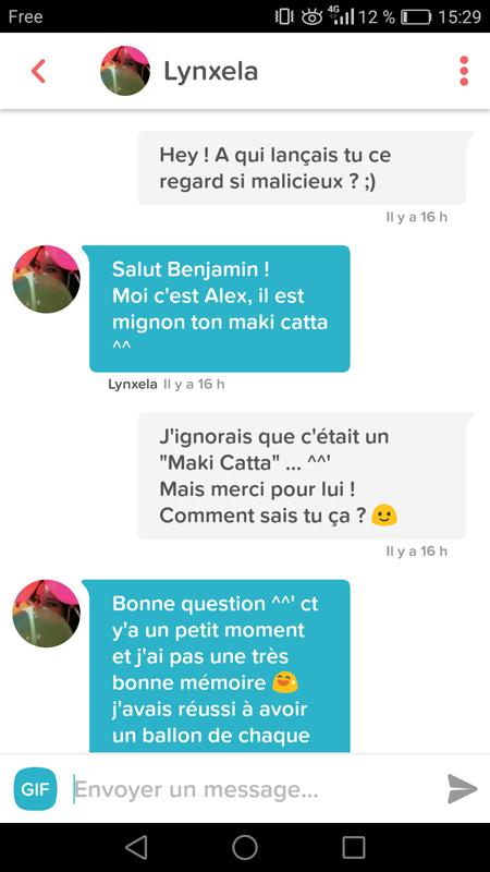 Tinder Relancer La Conv Après Un Bonne Nuit A Plus