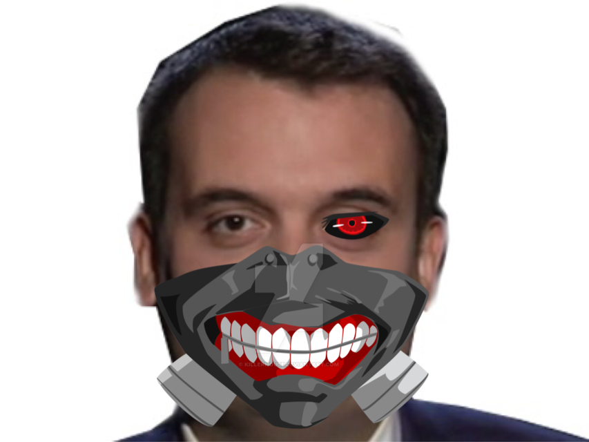 Sticker de Evil