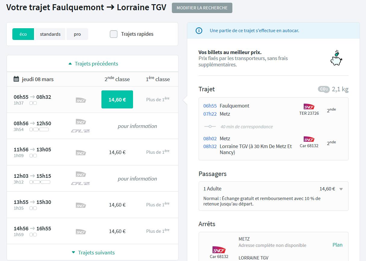 Acheter Ses Billets De Train En Ligne Sur Le Forum Blabla 18