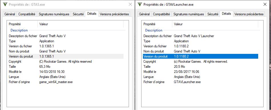 GTA V Steam - MODs questions sur le forum Grand Theft Auto V - 24-03
