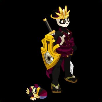 Team style Power rangers !! :p  1527234805-panda-f-t1