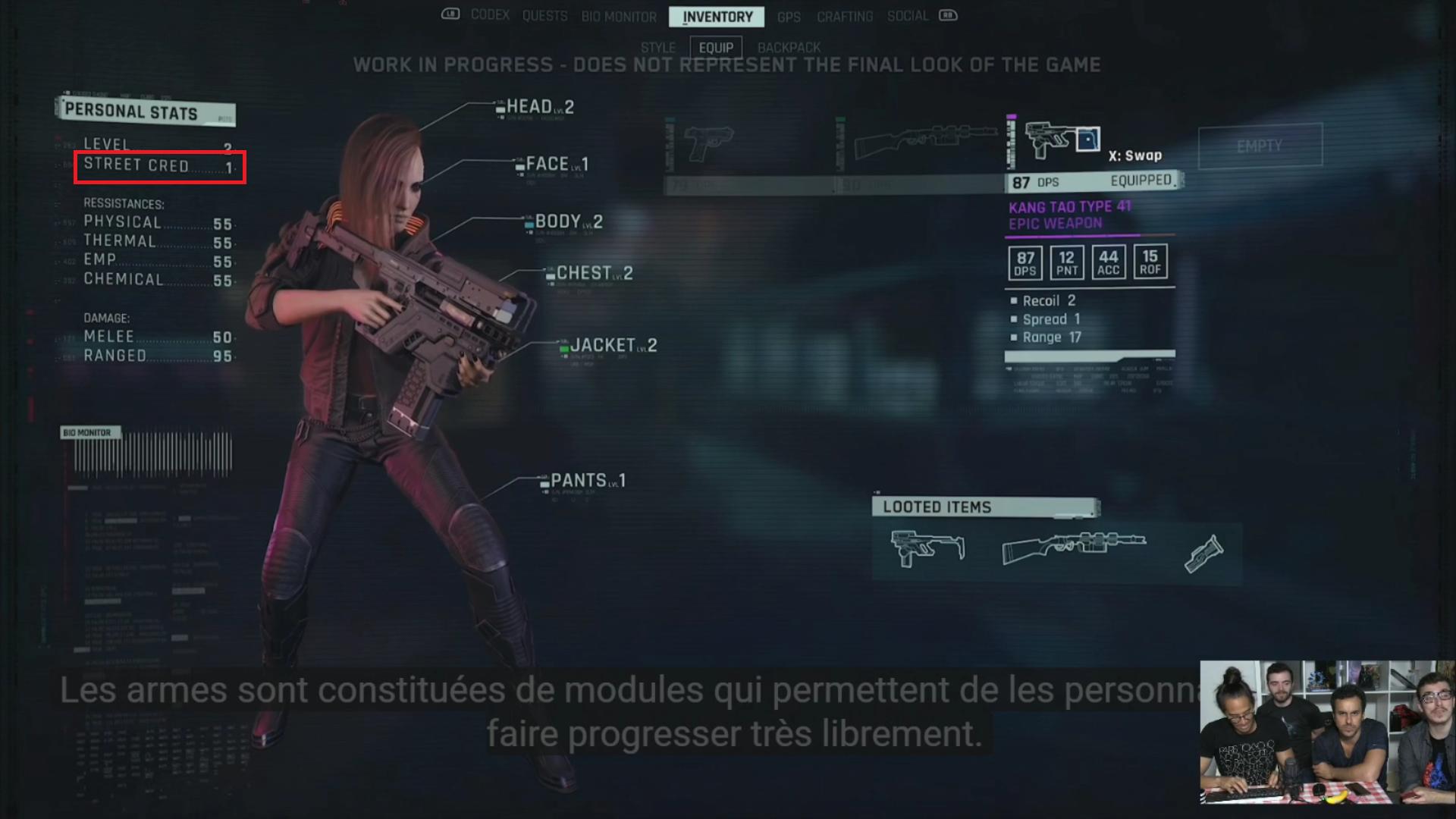 Cyberpunk 2077 En Live Sur Twitch Sur Le Forum Blabla 18 25 Ans 27