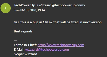 EVGA RTX 2080(ti) Bios update et GPU-Z info sur le forum