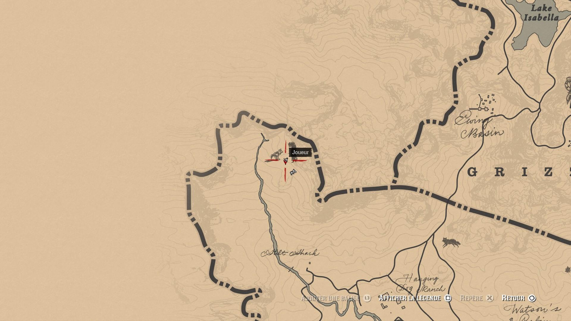 Carte Au Tresor Dechire.Carte Tresor Dechire 1 Sur Le Forum Red Dead Online 05 11