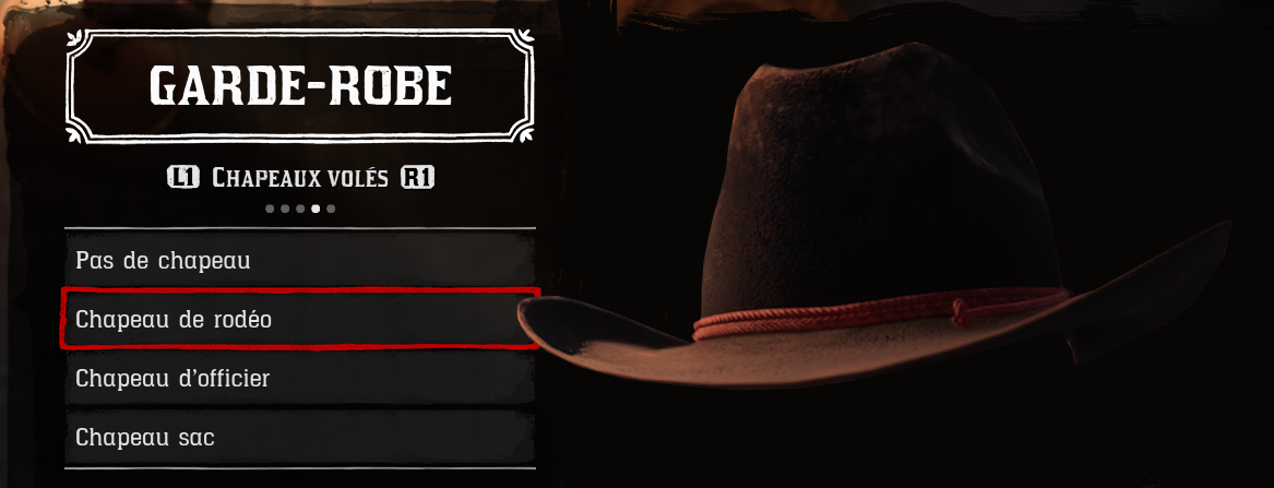 Les Revolvers & Chapeaux uniques sur le forum Red Dead