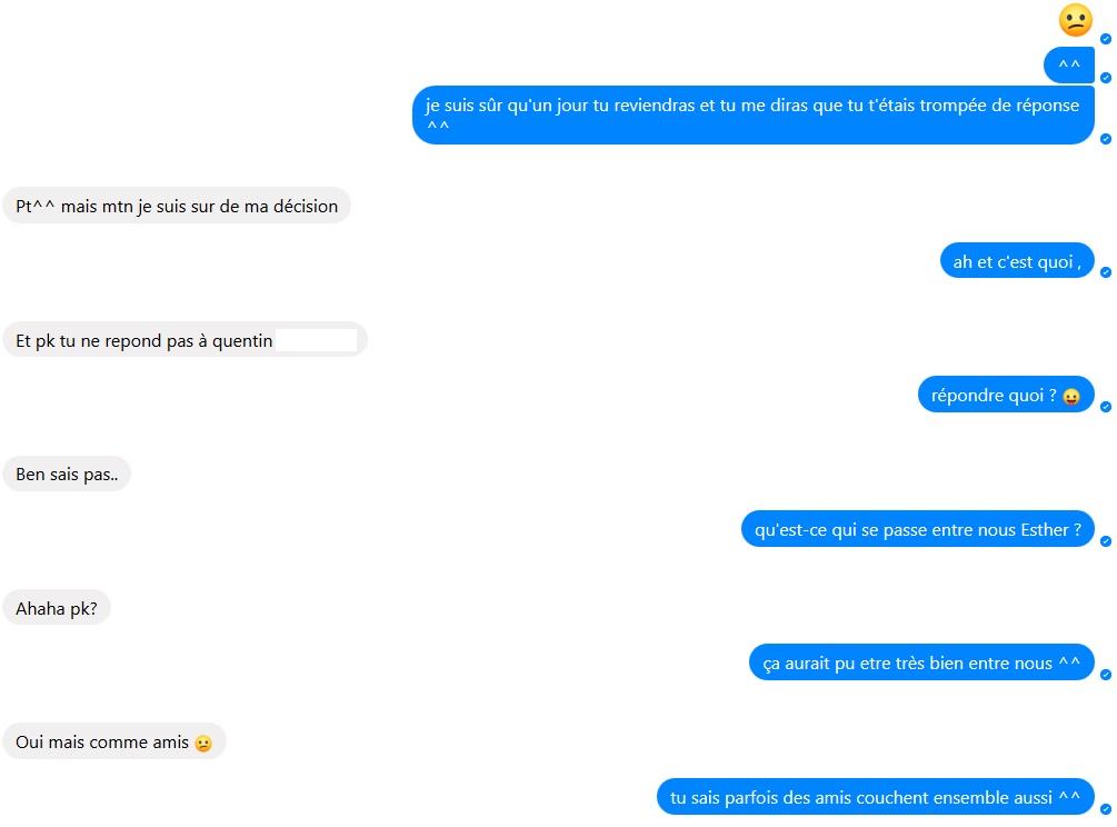 Infidèle Messenger est-il gratuit ?
