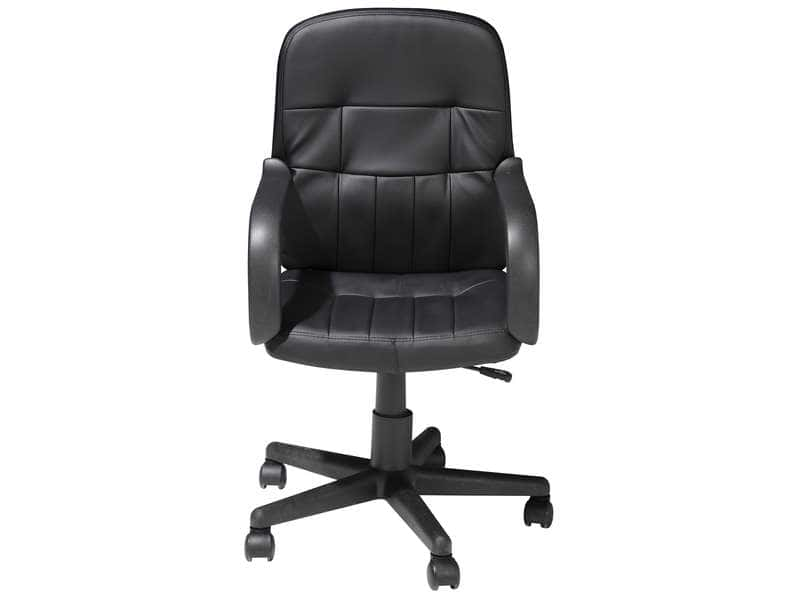 chaise bureau mousse troué