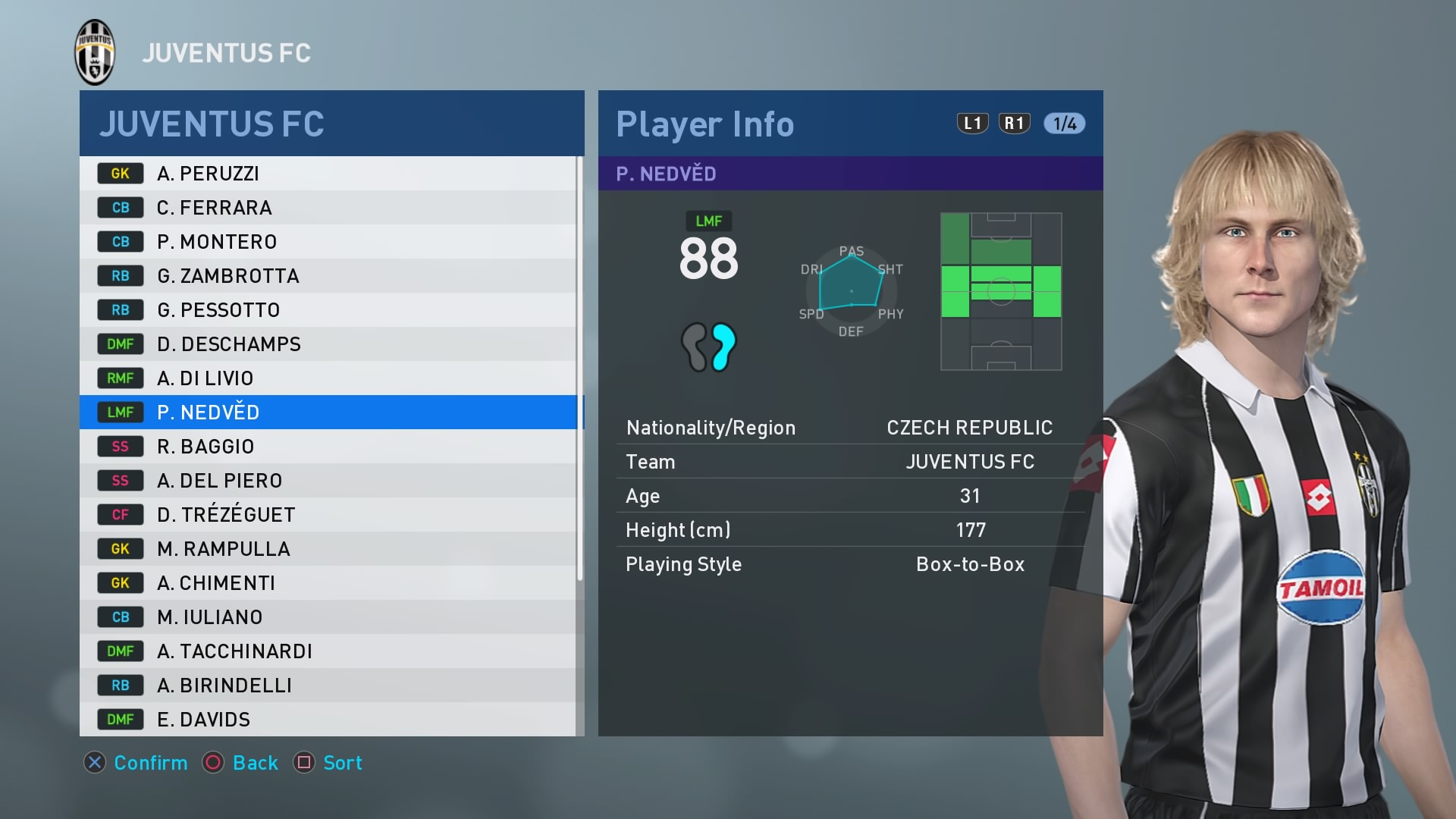 OF] PES 2019 UEFA Classic League (90's-00's) - PS4 - PESGaming Forums
