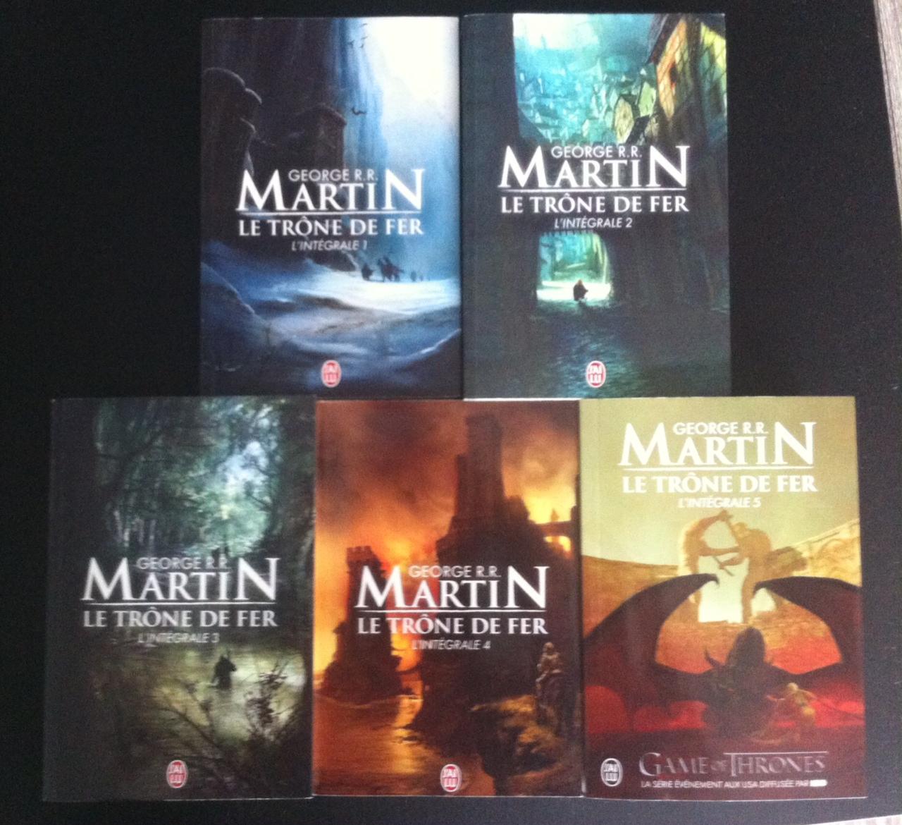 Officiel Game Of Thrones Les Livres Sur Le Forum Blabla 18