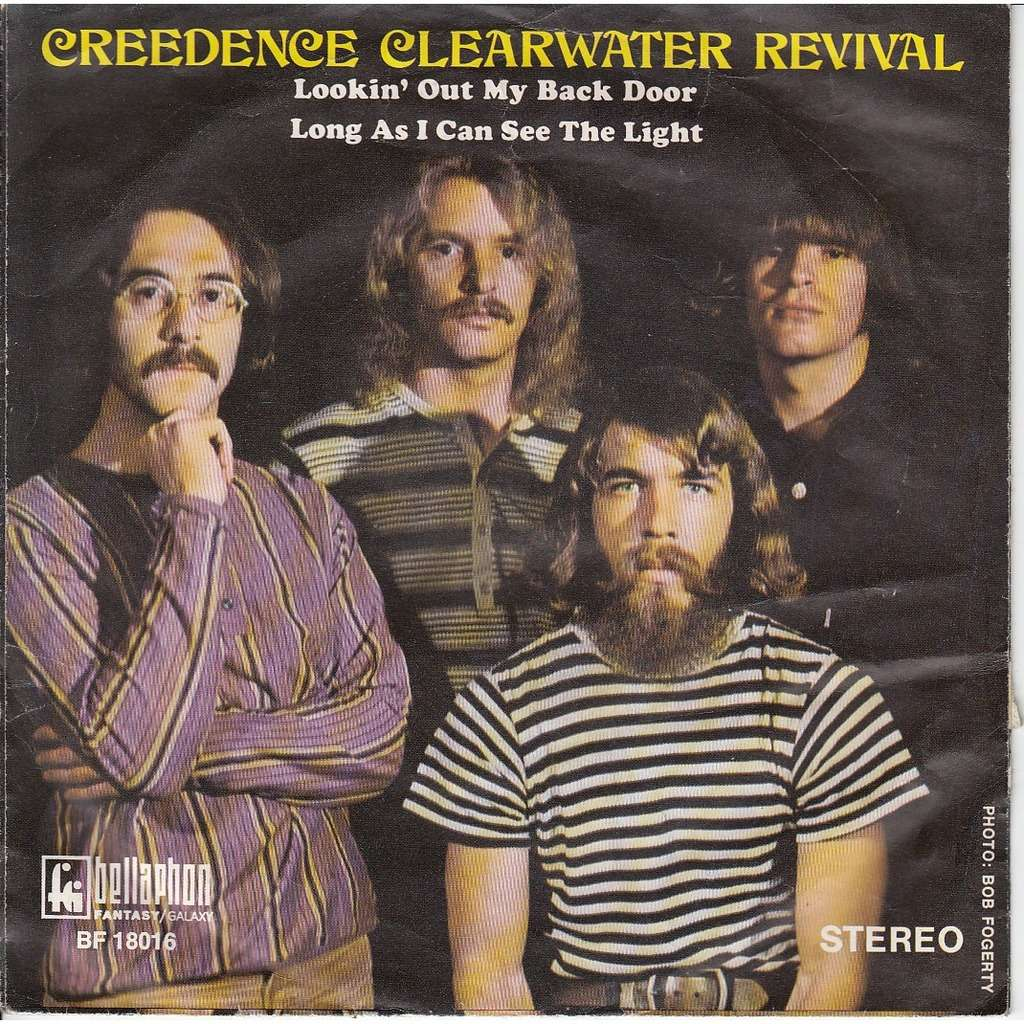 Creedence Clearwater Revival - Lookin' Out My Back Door sur le forum