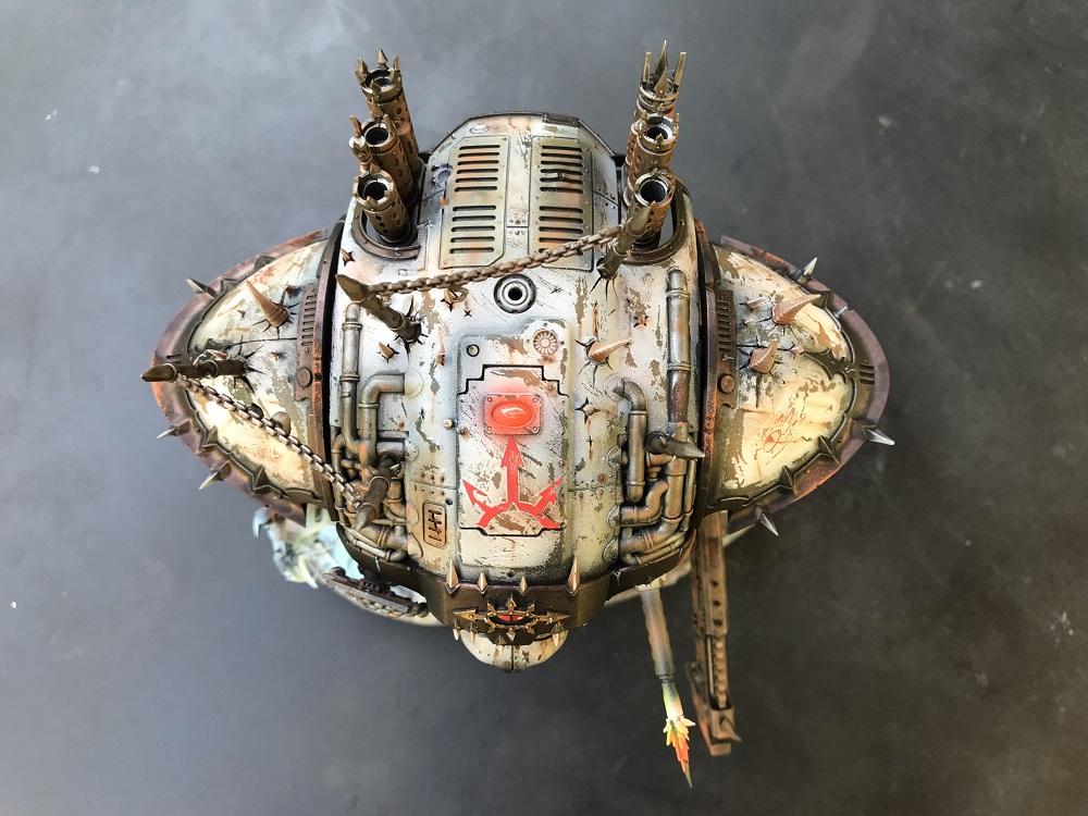 Titan du chaos pour warhammer 40k 1565640774-img-5301