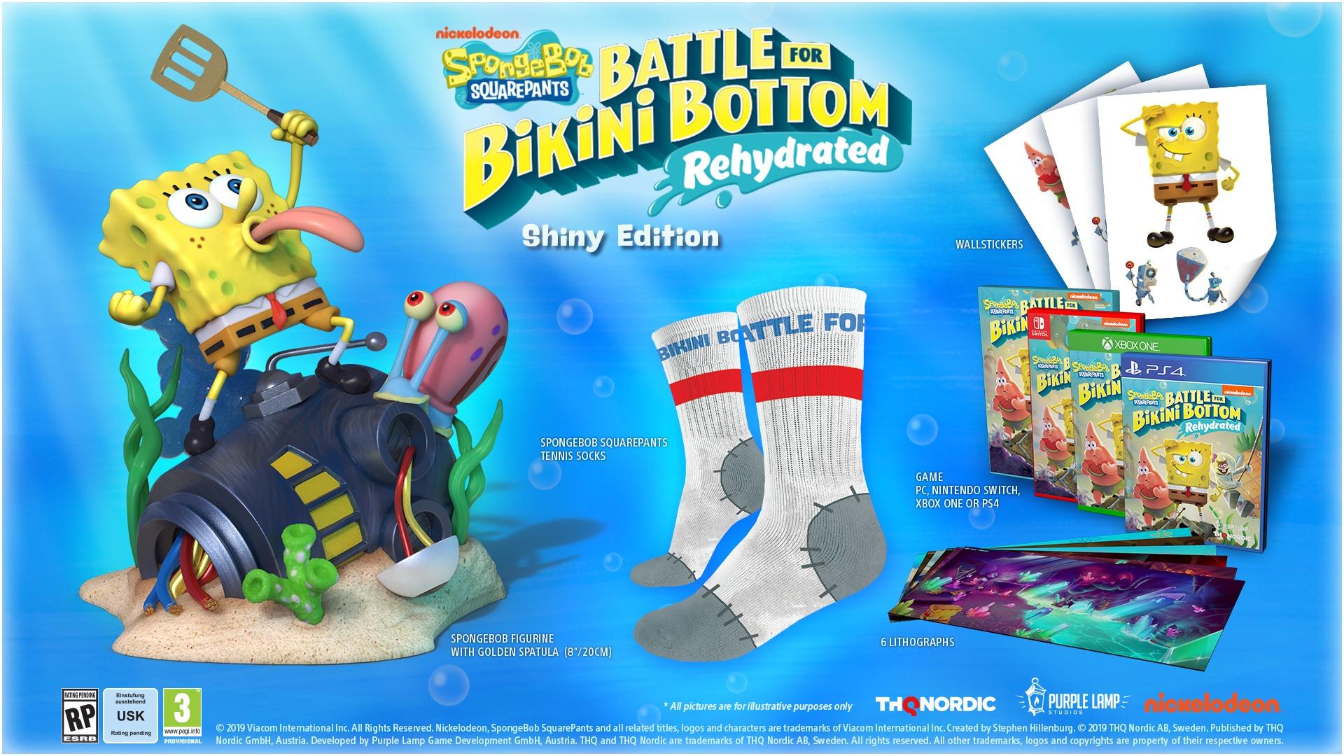 Spongebob SquarePants: Battle for Bikini Bottom - Fun Edition