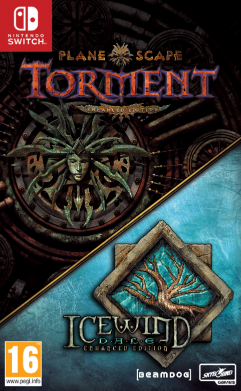 Planescape Torment & Icewind Dale Enhanced Edition + [UPDATE]